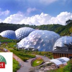Eden Project 2 for 1 ticket offer