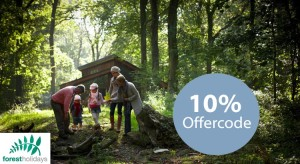 Forest Holidays Last Minute Breaks – Extra 10% off