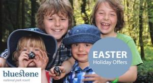 Bluestone Easter Holidays Save 10% Off