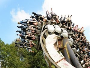 Alton Towers - Nemisis
