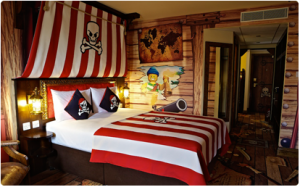 Legoland Windsor Pirate Hotel