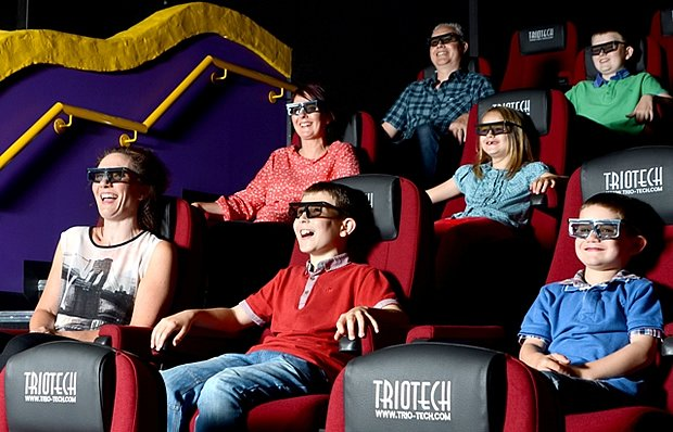 Cadbury World 4D Cinema