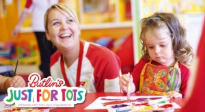 Butlins Just for Tots 40% Off Special Offer