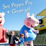 Peppa Pig World 2 days for the price of 1 break