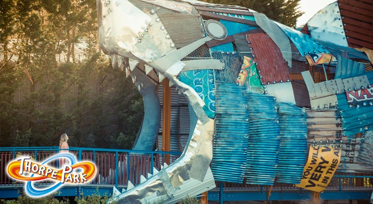 Thorpe Park Shark Hotel