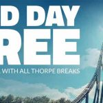 Thorpe Park Summer Ride and Stay Offer Get your 2nd Day Free and Save 30%