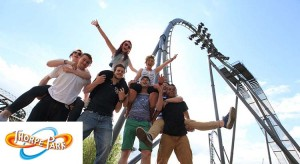 Free Adult tickets to Thorpe Park - June Only