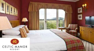 Celtic Manor Sunday Roll Over Deal from £138 per night