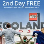 Legoland Windsor 2nd Day Free Offer
