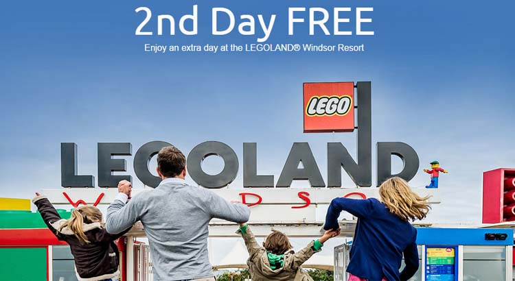 legoland 2016 offers