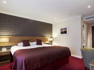 Celtic Manor Hotel Room