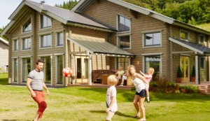 Celtic Manor Hunter Lodges
