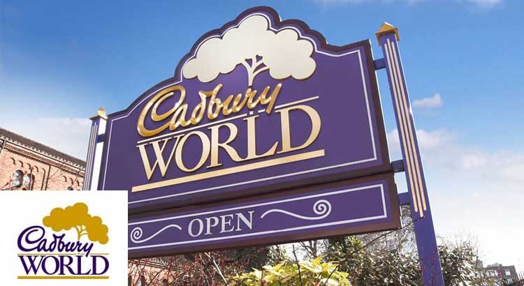 Cadbury World Hotel Break reduced to £129 per family
