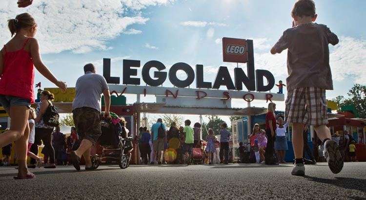 Legoland holiday offers