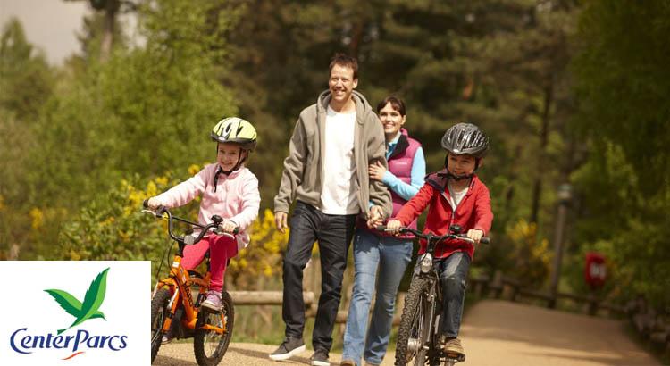 Active Center Parcs Vouchers & Discount Codes for October 12222