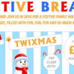 Pontins Christmas and Trixmas Holidays from just £149
