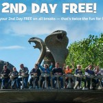 Chessington World of Adventures October Half Term