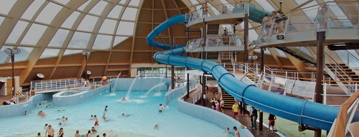 Blue Lagoon Water Park