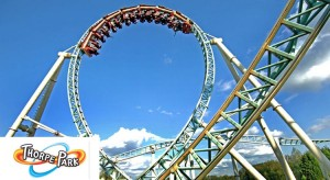 Free Entry for Adults at Thorpe Park