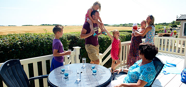 Park Holiday family friendly accommodation