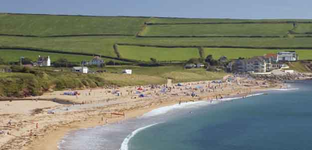 Cornwall Cottages with sea views