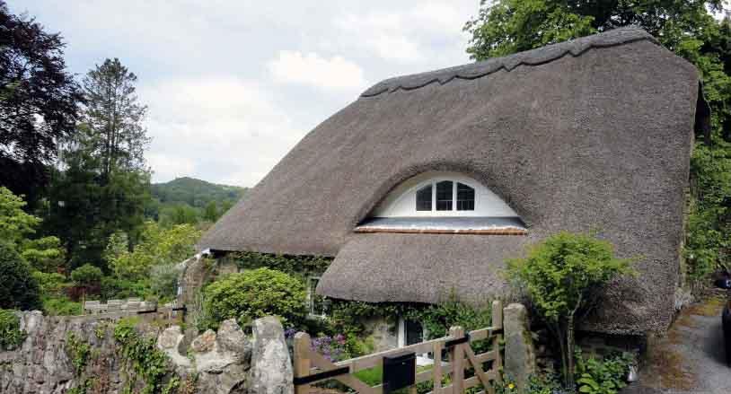 Helpful Holidays Devon cottage