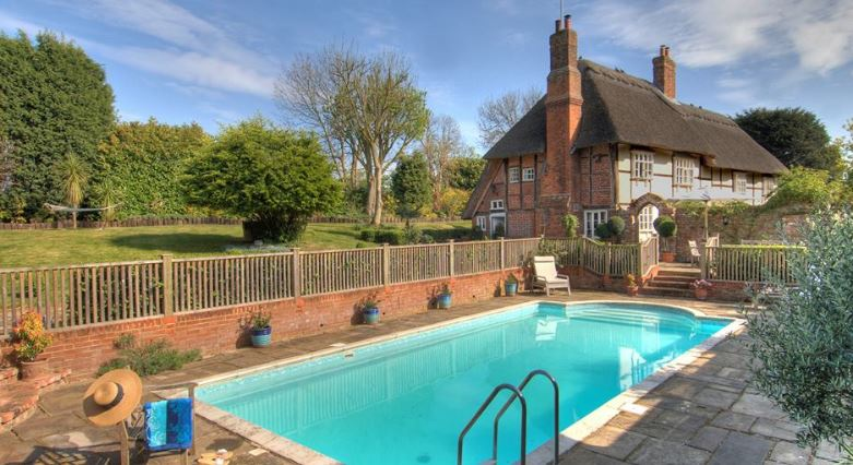There are over 6,000 different cottages to choose from so something to suit all needs.