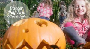 Our Favourite UK October Half Term Holidays and Deals