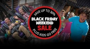 Chessington World of Adventures Black Friday Deal - Get 30% Off all Breaks