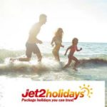 Jet2 holidays free child places