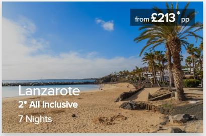 Lanzarote All Inclusive