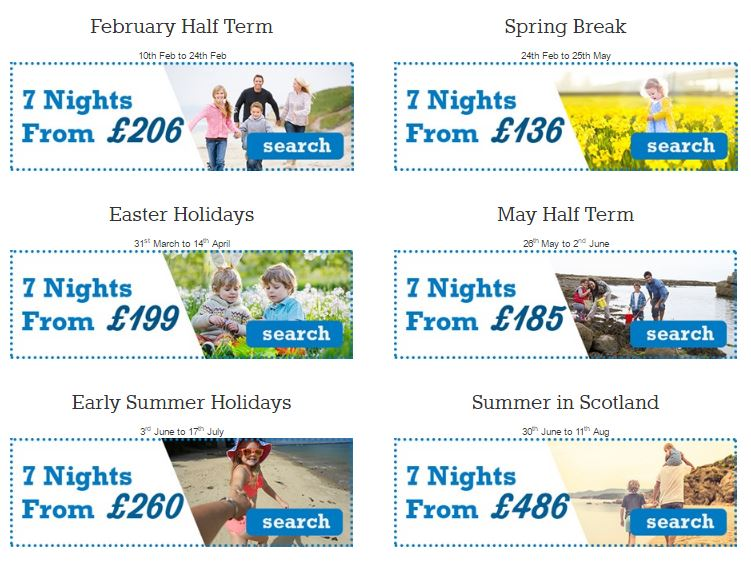 park-resorts-2017-holiday-offers