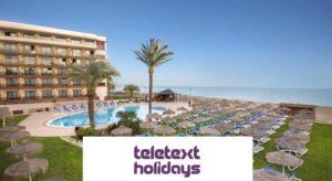 Teletext Holidays Last Minute Deals