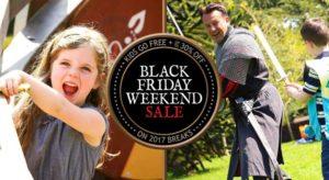 Warwick Castle Breaks Black Friday to Cyber Monday Deals