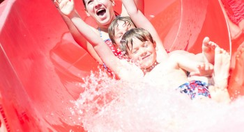 Indoor and outdoor swimming pools - great family entertainment