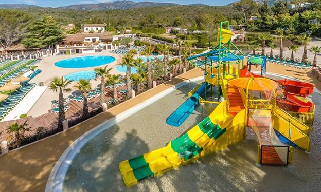 Al freco holidays holiday park france