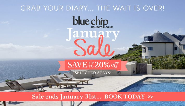bluechip holidays special offers january