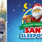 Legoland Windsor Santa Sleepovers from £70pp
