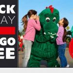 Legoland Black Friday Sale Kids go FREE on all Breaks