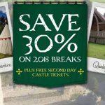 Warwick Castle Breaks 2018 from £98 per family