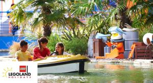 Easter Breaks at Legoland Resort with Hotel Deal from £64pp