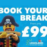 Legoland Tickets, Hotel Stay and Free Breakfast just £99 for a family of four
