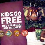 Chessington World of Adventures Kids go Free in September and October
