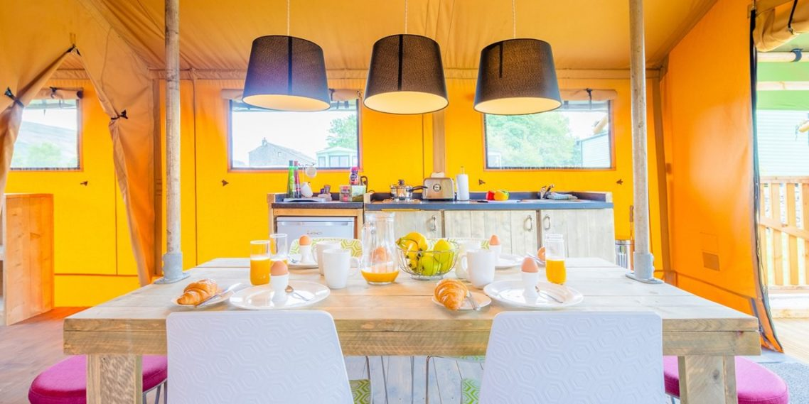 Pod kitchen Area