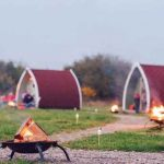 Blackpool 1-2 Night Family Glamping Holiday from just £29