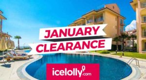 Icelolly.com January Holiday Clearance