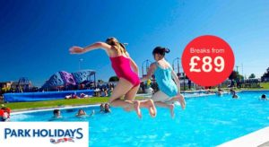 Cheap Caravan Holidays at a Choice of 28 UK Locations from just £89 per Family