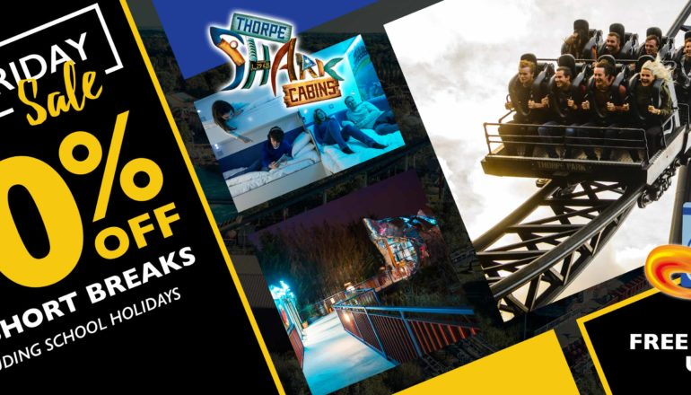 thorpe park black friday