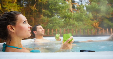 forest holidays hot tub breaks